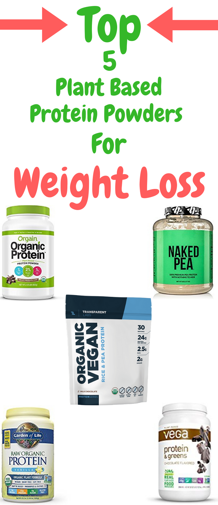 best vegan protein powder for weight loss