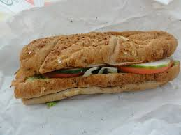 High Protein Fast Food Option #2 – Subway